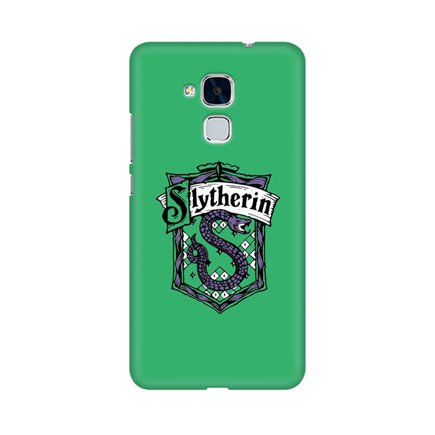 Huawei Honor 5c Slytherin House Crest Harry Potter Phone Cover & Case