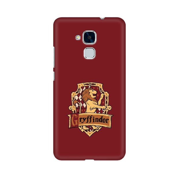 Huawei Honor 5c Gryffindor House Crest Harry Potter Phone Cover & Case
