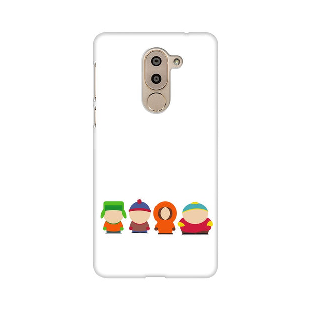 Huawei Honor 6X South Park Minimal Phone Cover & Case