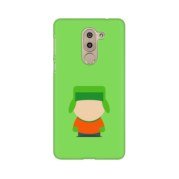 Huawei Honor 6X Kyle Broflovski Minimal South Park Phone Cover & Case