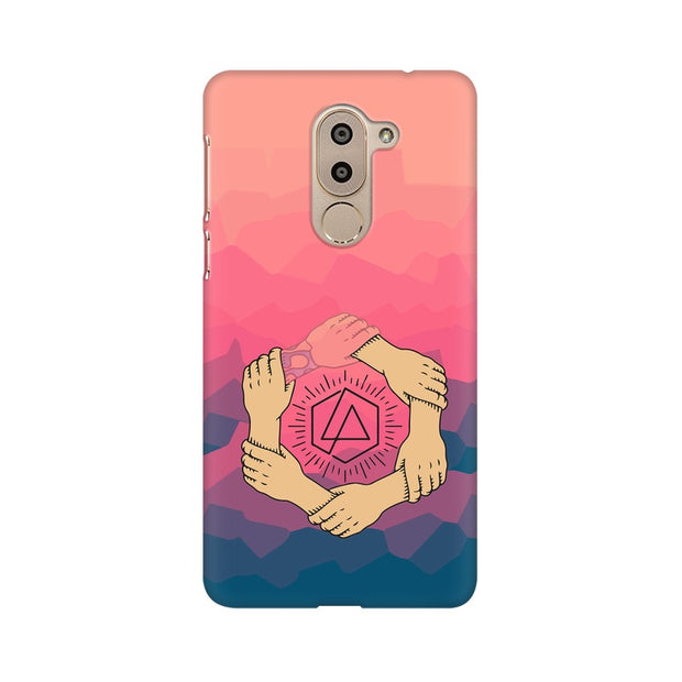 Huawei Honor 6X Linkin Park Logo Chester Tribute Phone Cover & Case