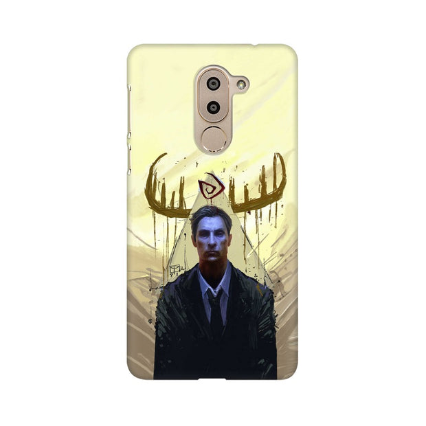 Huawei Honor 6X True Detective Rustin Fan Art Phone Cover & Case