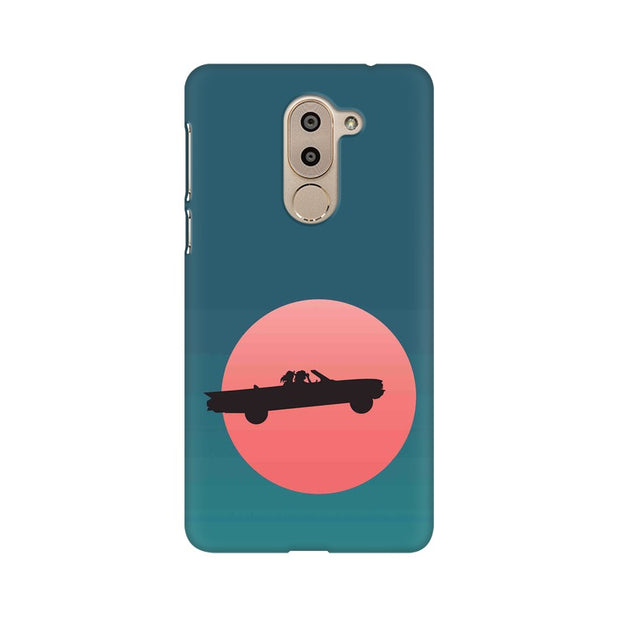 Huawei Honor 6X Thelma & Louise Movie Minimal Phone Cover & Case