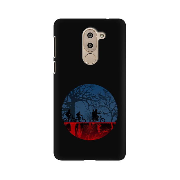 Huawei Honor 6X Stranger Things Fan Art Phone Cover & Case