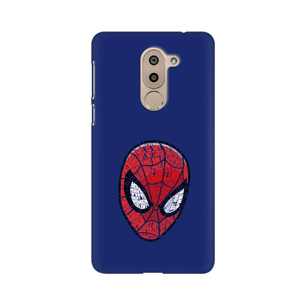 Huawei Honor 6X Spider Man Graphic Fan Art Phone Cover & Case