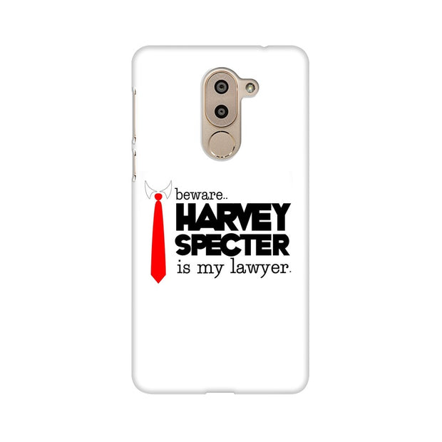 Huawei Honor 6X Harvey Spectre Is My Lawyer Suits Phone Cover & Case