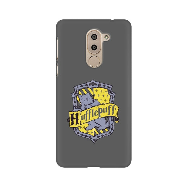 Huawei Honor 6X Hufflepuff House Crest Harry Potter Phone Cover & Case