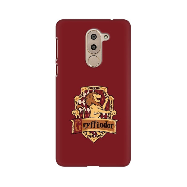 Huawei Honor 6X Gryffindor House Crest Harry Potter Phone Cover & Case