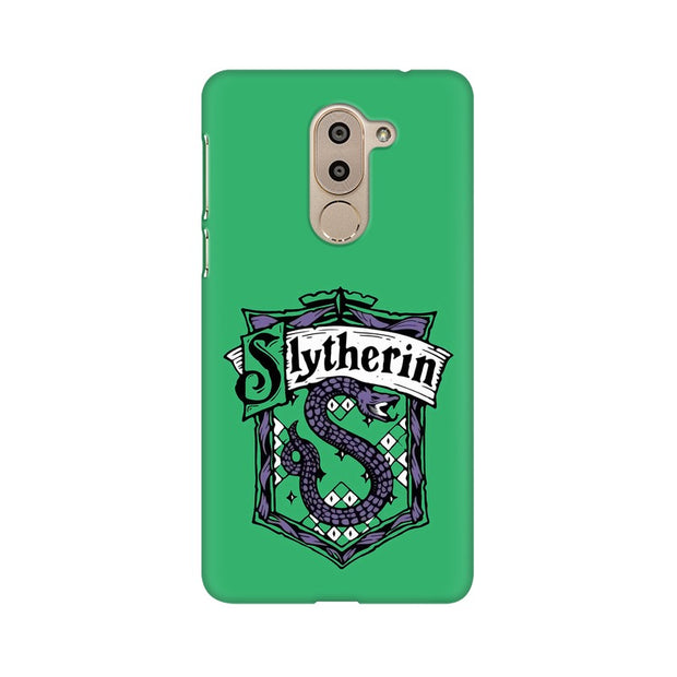 Huawei Honor 6X Slytherin House Crest Harry Potter Phone Cover & Case