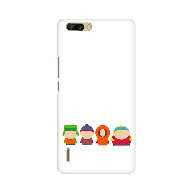 Huawei Honor 6 Plus South Park Minimal Phone Cover & Case