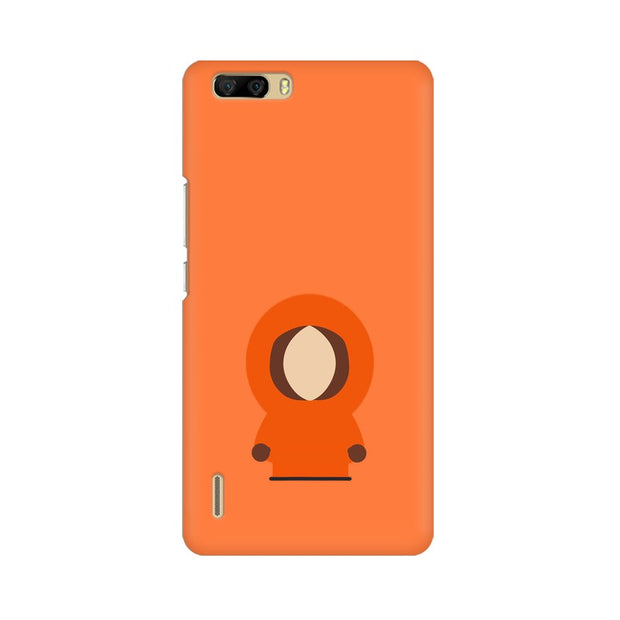 Huawei Honor 6 Plus Kenny Minimal South Park Phone Cover & Case