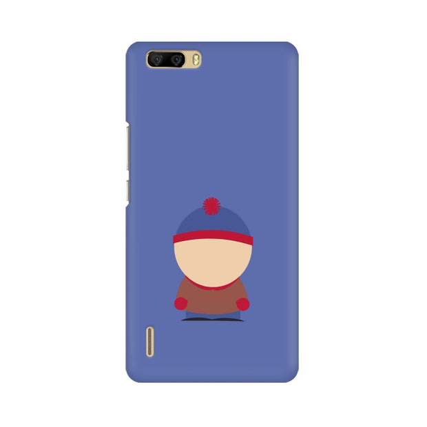 Huawei Honor 6 Plus Stan Marsh Minimal South Park Phone Cover & Case