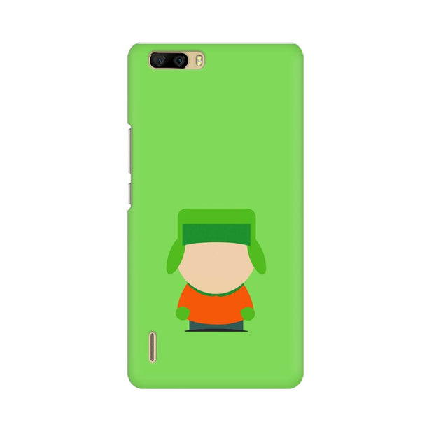 Huawei Honor 6 Plus Kyle Broflovski Minimal South Park Phone Cover & Case