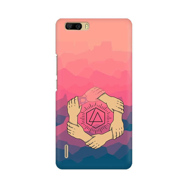 Huawei Honor 6 Plus Linkin Park Logo Chester Tribute Phone Cover & Case