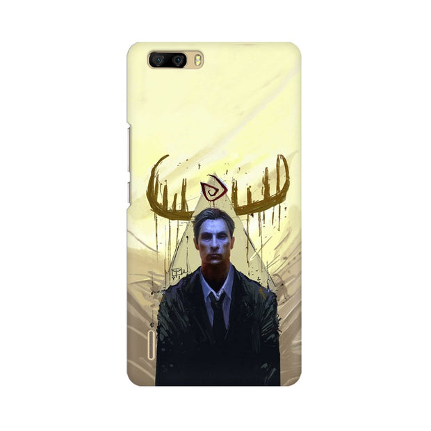 Huawei Honor 6 Plus True Detective Rustin Fan Art Phone Cover & Case