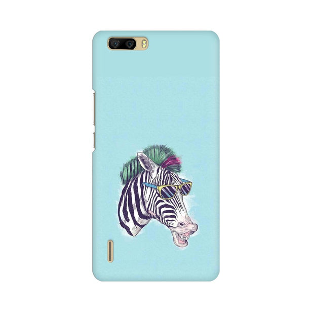 Huawei Honor 6 Plus The Zebra Style Cool Phone Cover & Case