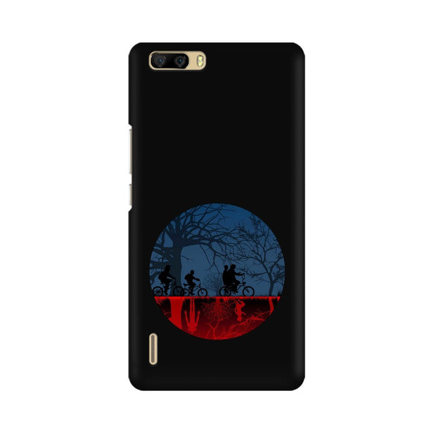 Huawei Honor 6 Plus Stranger Things Fan Art Phone Cover & Case