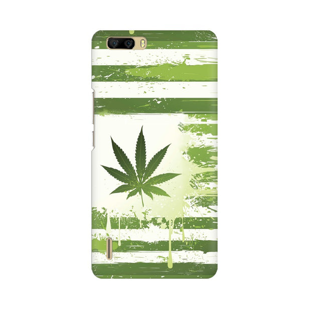 Huawei Honor 6 Plus Weed Flag  Phone Cover & Case