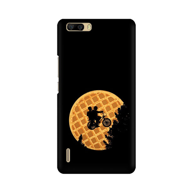Huawei Honor 6 Plus Stranger Things Pancake Minimal Phone Cover & Case