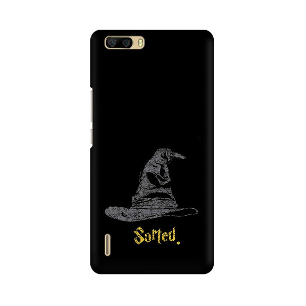 Huawei Honor 6 Plus Sorting Hat Harry Potter Phone Cover & Case