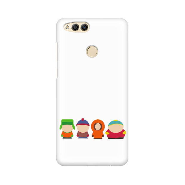 Huawei Honor 7X South Park Minimal Phone Cover & Case