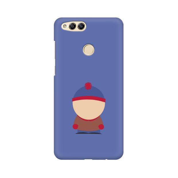 Huawei Honor 7X Stan Marsh Minimal South Park Phone Cover & Case