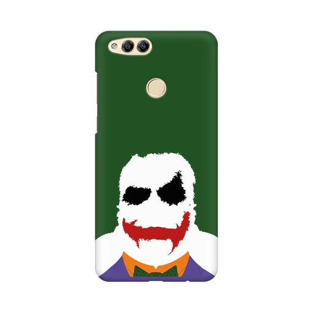 Huawei Honor 7X The Joker Outline Phone Cover & Case
