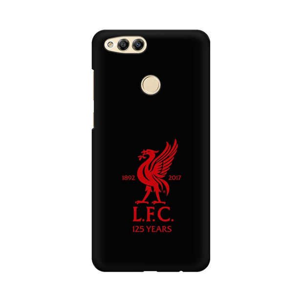 Huawei Honor 7X The Liverpool Crest Phone Cover & Case