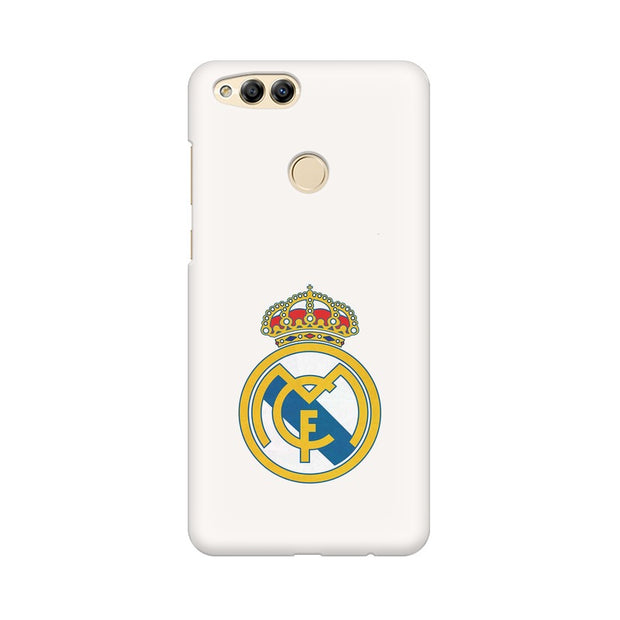 Huawei Honor 7X The Real Madrid Crest Phone Cover & Case