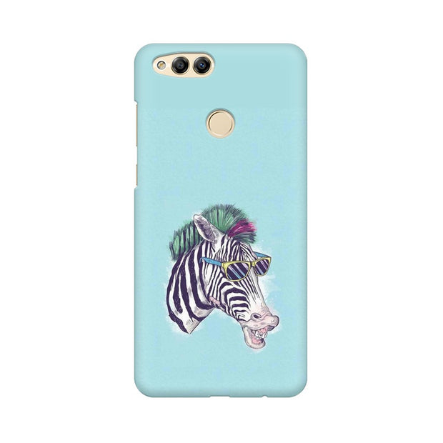 Huawei Honor 7X The Zebra Style Cool Phone Cover & Case