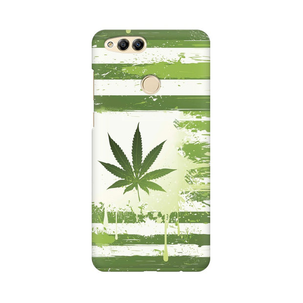 Huawei Honor 7X Weed Flag  Phone Cover & Case