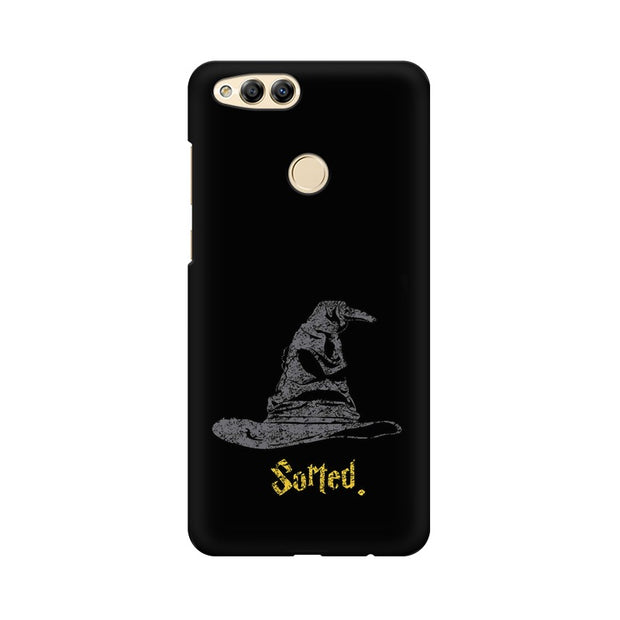 Huawei Honor 7X Sorting Hat Harry Potter Phone Cover & Case