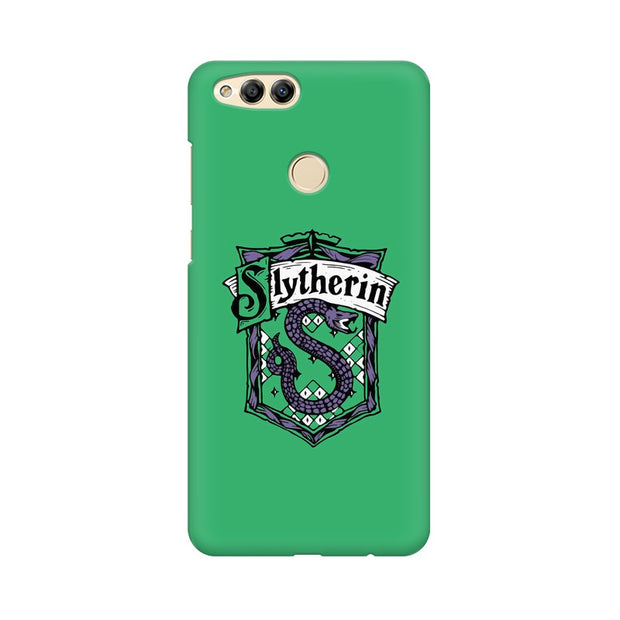 Huawei Honor 7X Slytherin House Crest Harry Potter Phone Cover & Case