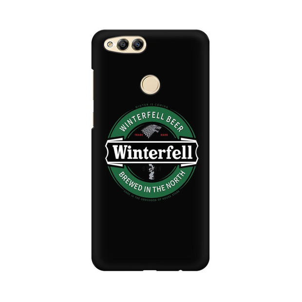Huawei Honor 7X Winterfell Game Of Thrones Phone Cover & Case