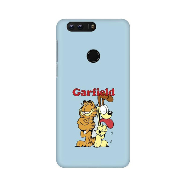Huawei Honor 8 Garfield & Odie Phone Cover & Case