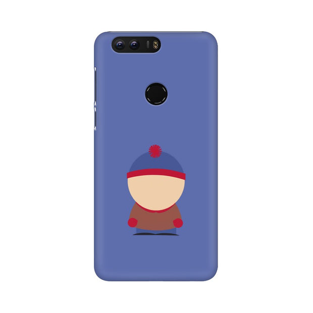 Huawei Honor 8 Stan Marsh Minimal South Park Phone Cover & Case