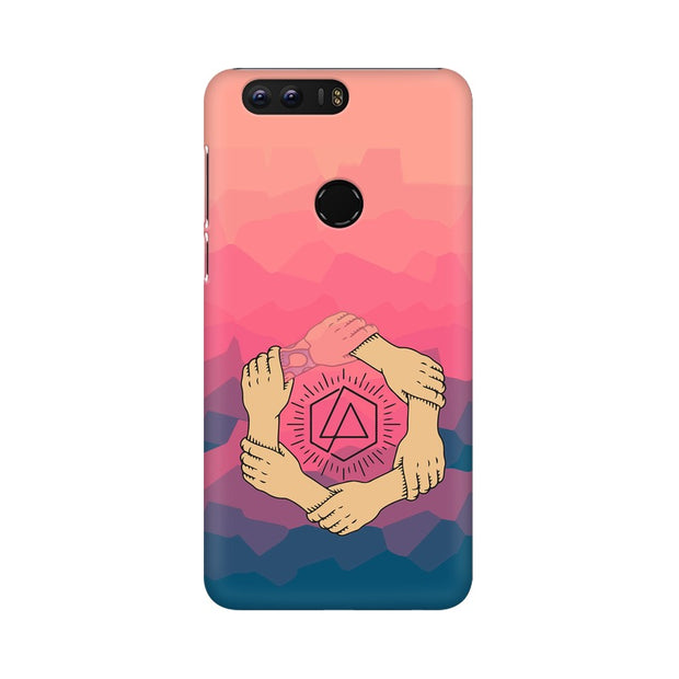 Huawei Honor 8 Linkin Park Logo Chester Tribute Phone Cover & Case