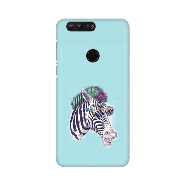 Huawei Honor 8 The Zebra Style Cool Phone Cover & Case