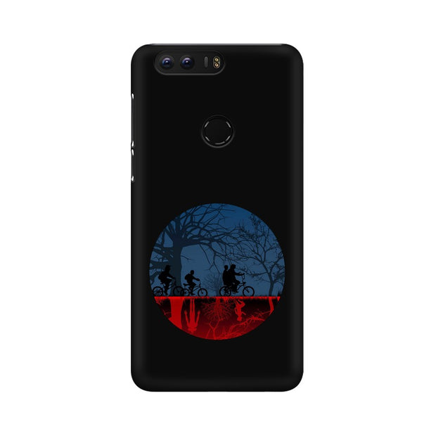 Huawei Honor 8 Stranger Things Fan Art Phone Cover & Case