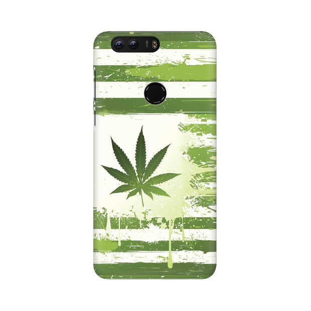 Huawei Honor 8 Weed Flag  Phone Cover & Case