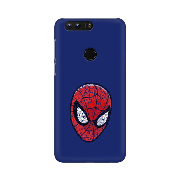 Huawei Honor 8 Spider Man Graphic Fan Art Phone Cover & Case