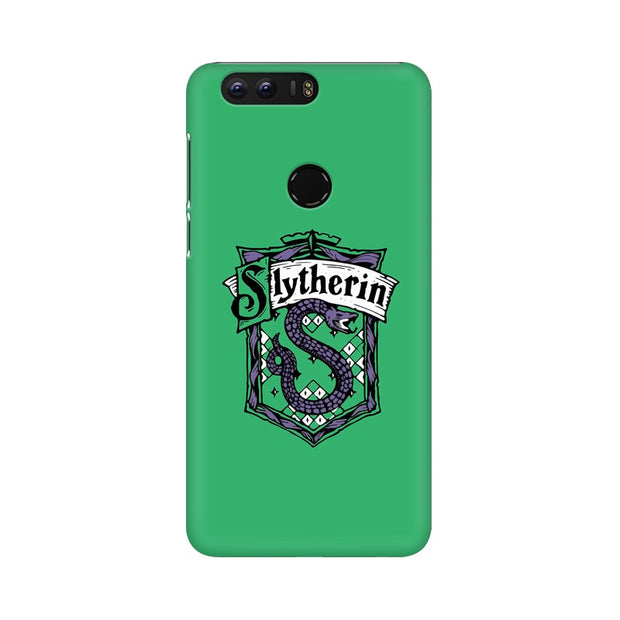 Huawei Honor 8 Slytherin House Crest Harry Potter Phone Cover & Case