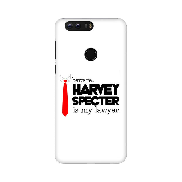 Huawei Honor 8 Harvey Spectre Is My Lawyer Suits Phone Cover & Case