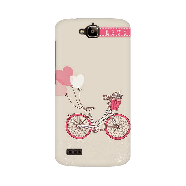 Huawei Honor Holly Bicycle Love Phone Cover & Case