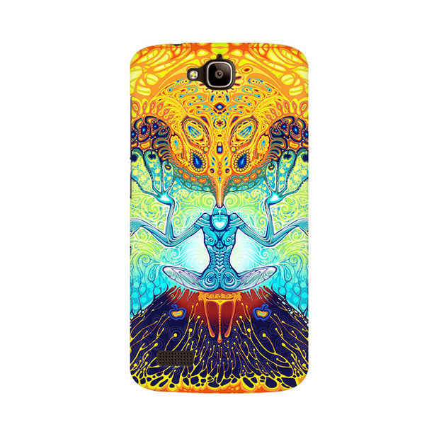Huawei Honor Holly Ego Painting Phone Cover & Case