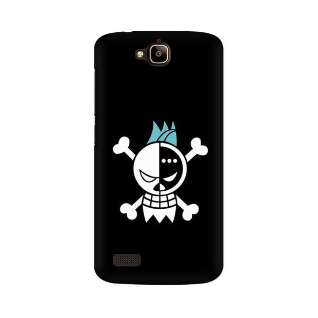 Huawei Honor Holly Fun Pirate Skull Phone Cover & Case