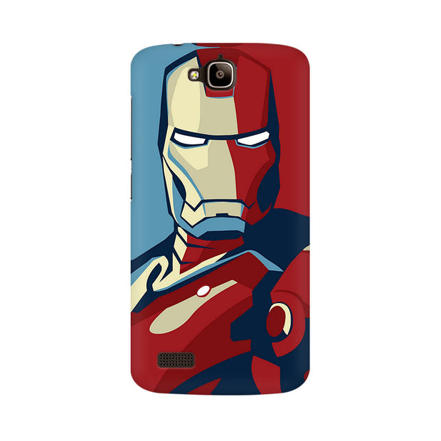 Huawei Honor Holly Iron Man Poster Phone Cover & Case