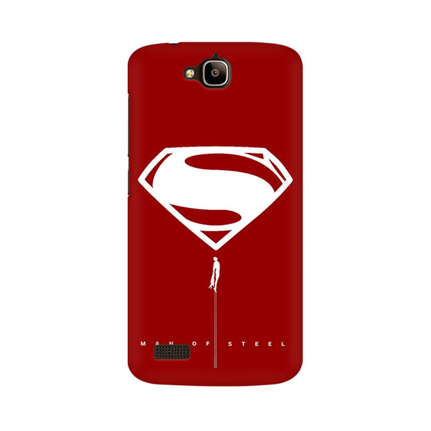 Huawei Honor Holly Man Of Steel Phone Cover & Case