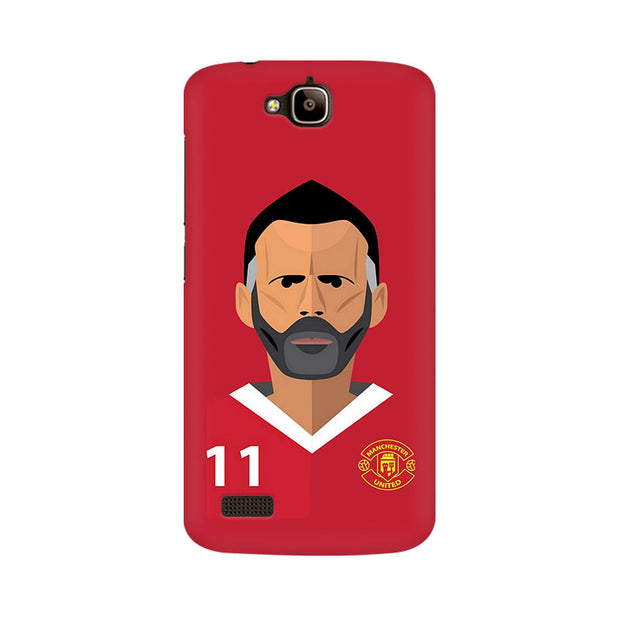 Huawei Honor Holly Manchester Phone Cover & Case