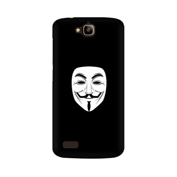 Huawei Honor Holly Mask Of V Phone Cover & Case